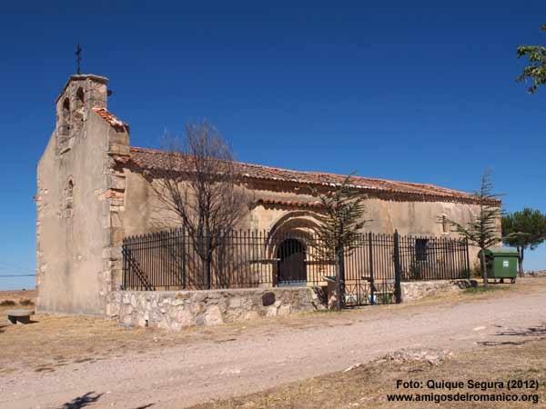 Resultado de imagen de Espirdo. Ermita de Veladíez.
